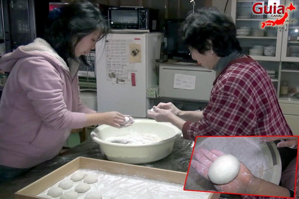 Моти (рисовый шарик) и кагами Моти 15