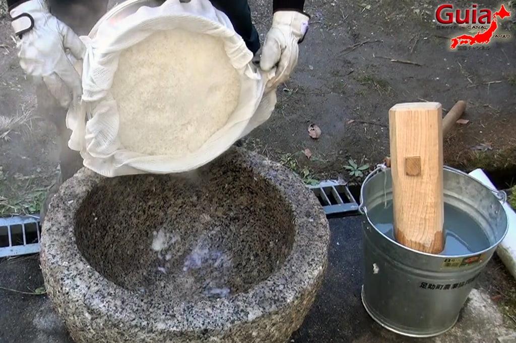 Моти (рисовый шарик) и кагами Моти 5
