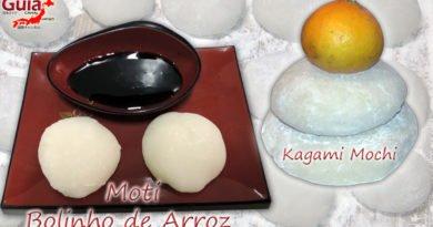 Mochi (Rice Ball) & Kagami Mochi 20
