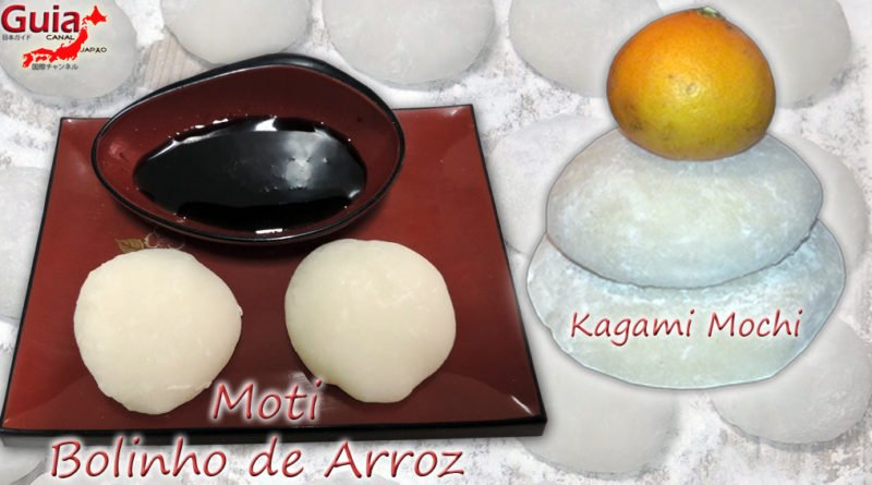 Mochi (bola de arroz) y Kagami Mochi 28