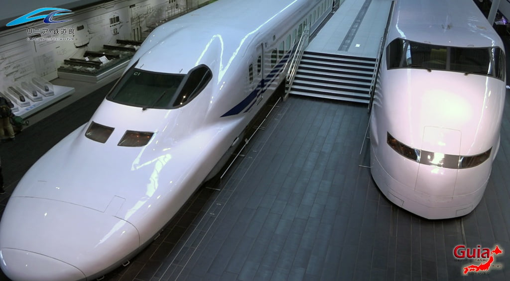 Scmaglev and Railway Park - Museu Ferroviário de Nagoya 16