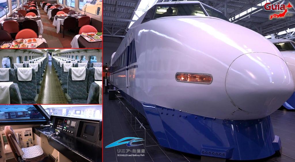 Scmaglev and Railway Park - Museu Ferroviário de Nagoya 18