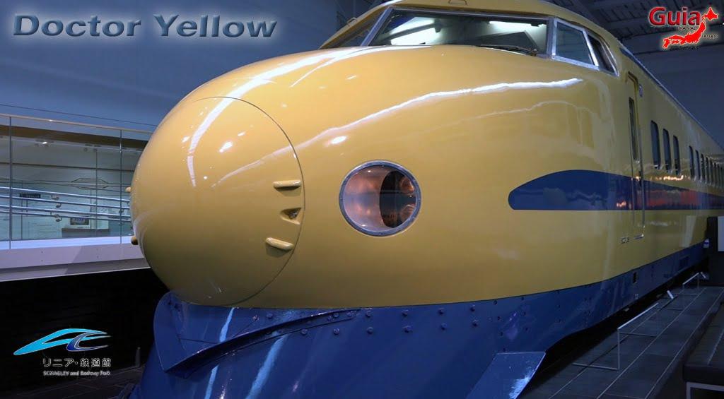 Scmaglev and Railway Park - Museu Ferroviário de Nagoya 19