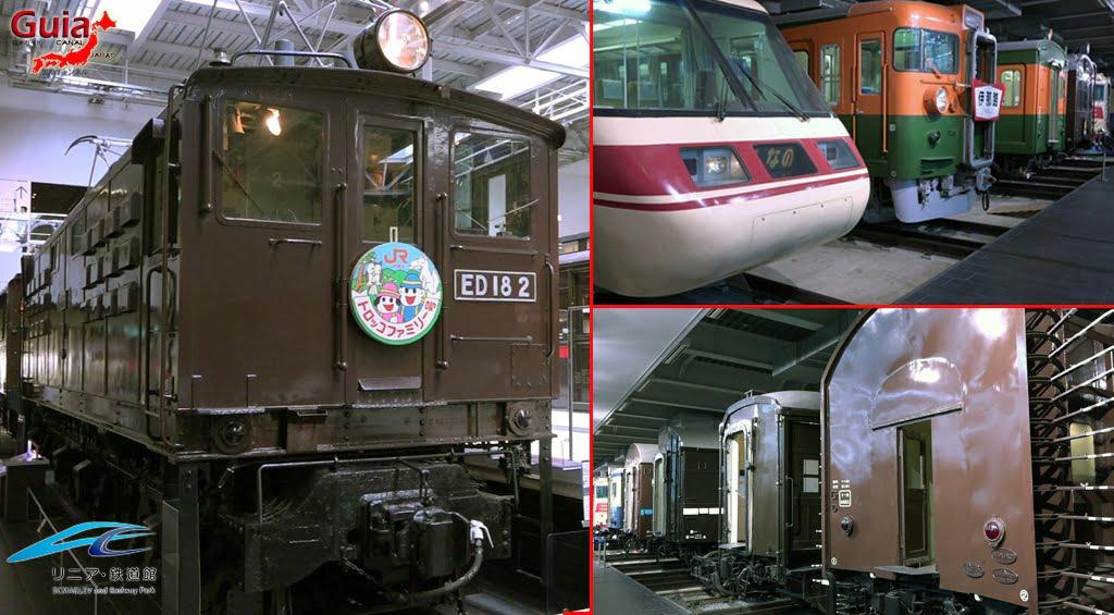 Scmaglev and Railway Park - Museu Ferroviário de Nagoya 24