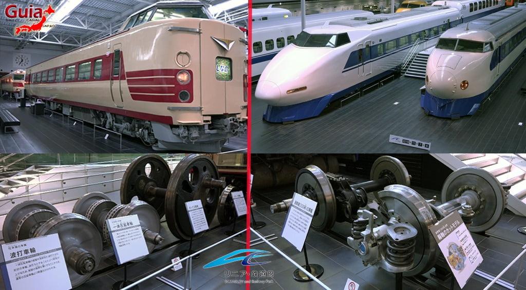 Scmaglev and Railway Park - Museu Ferroviário de Nagoya 23