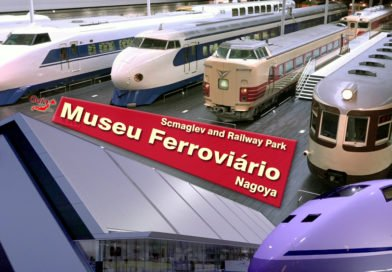 Scmaglev and Railway Park – Museu Ferroviário de Nagoya