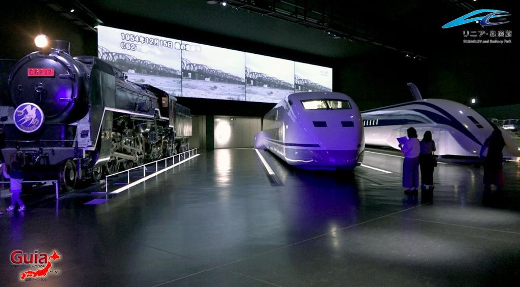 Scmaglev and Railway Park - Museu Ferroviário de Nagoya 8