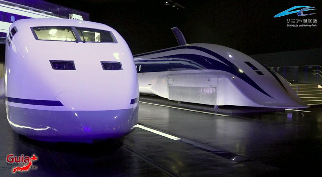 Scmaglev and Railway Park - Museu Ferroviário de Nagoya 9