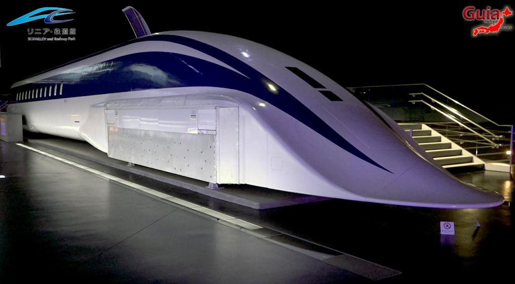 Scmaglev and Railway Park - Museu Ferroviário de Nagoya 11