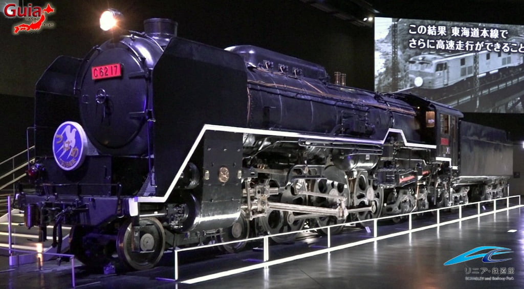 Scmaglev and Railway Park - Museu Ferroviário de Nagoya 14