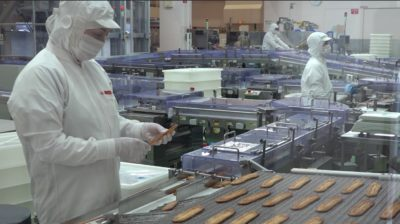 Unagi Pai Hamamatsu - Fábrica de tarta de anguila 3