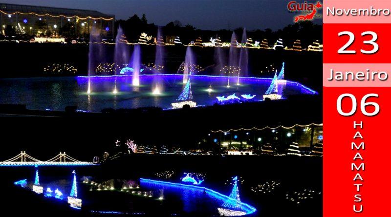 滨松花卉公园81照明