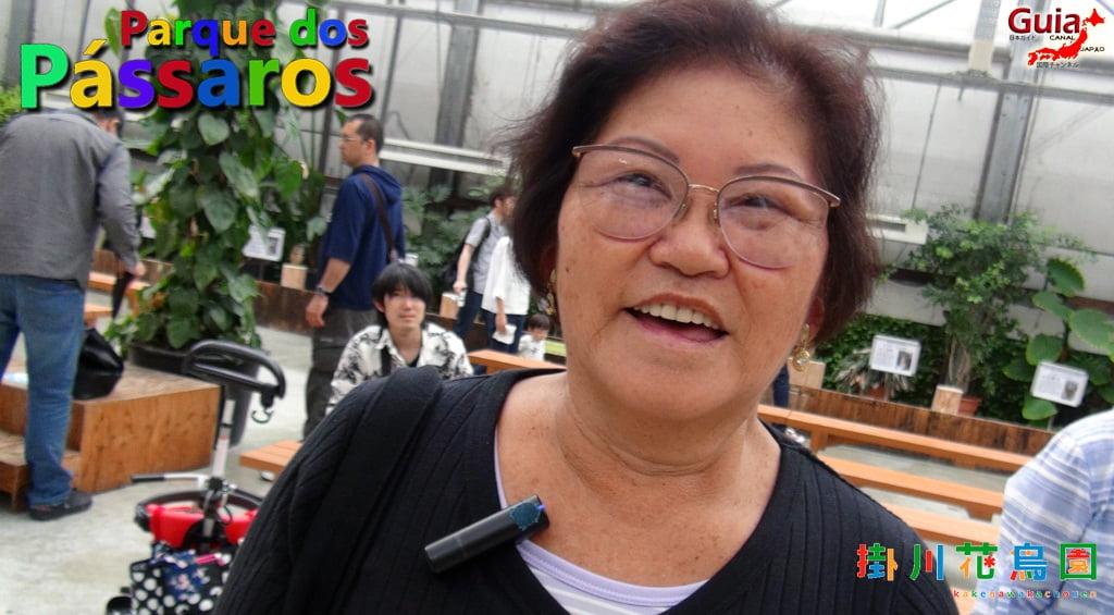 Photo Gallery de Estrangeiros nos Zoológicos do Japão 45