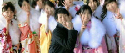 Mayoritas Hari - Seijin No Hi 6