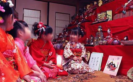 Día de la niña - Hina Matsuri 1