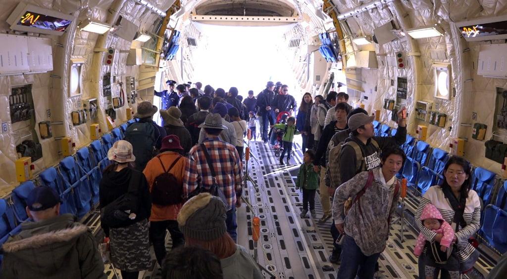 एयर पार्क - हमामात्सू एयर बेस 30