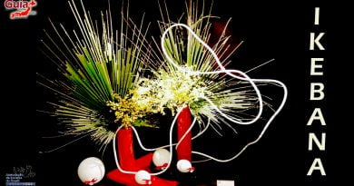 Ikebana - 19 Rangkaian Bunga