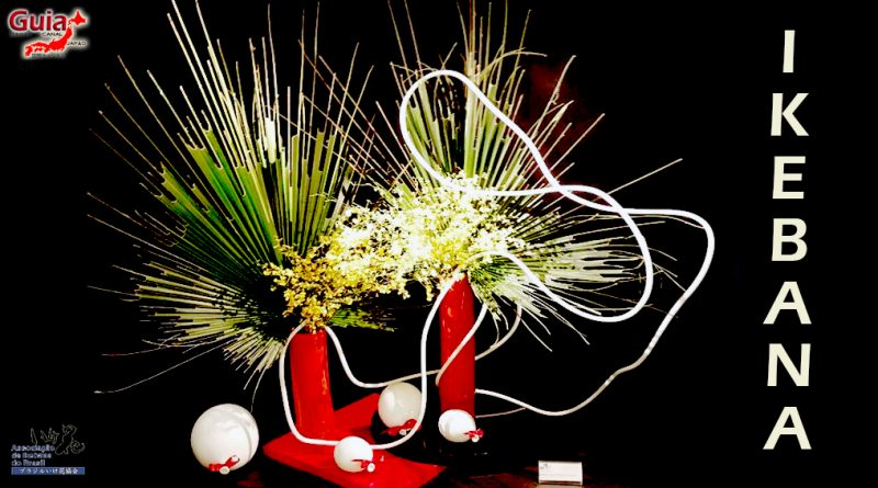 Ikebana – Arranjo Floral 17