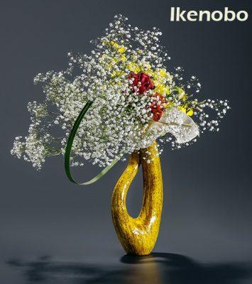 Ikebana - 2 Rangkaian Bunga