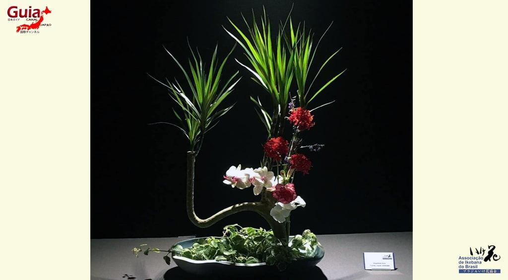 Ikebana - 20 Rangkaian Bunga