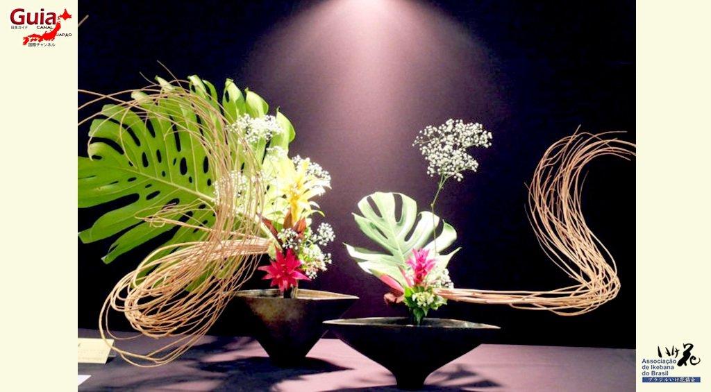 Ikebana - 21 Rangkaian Bunga