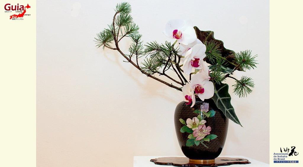 Ikebana - 22 Rangkaian Bunga