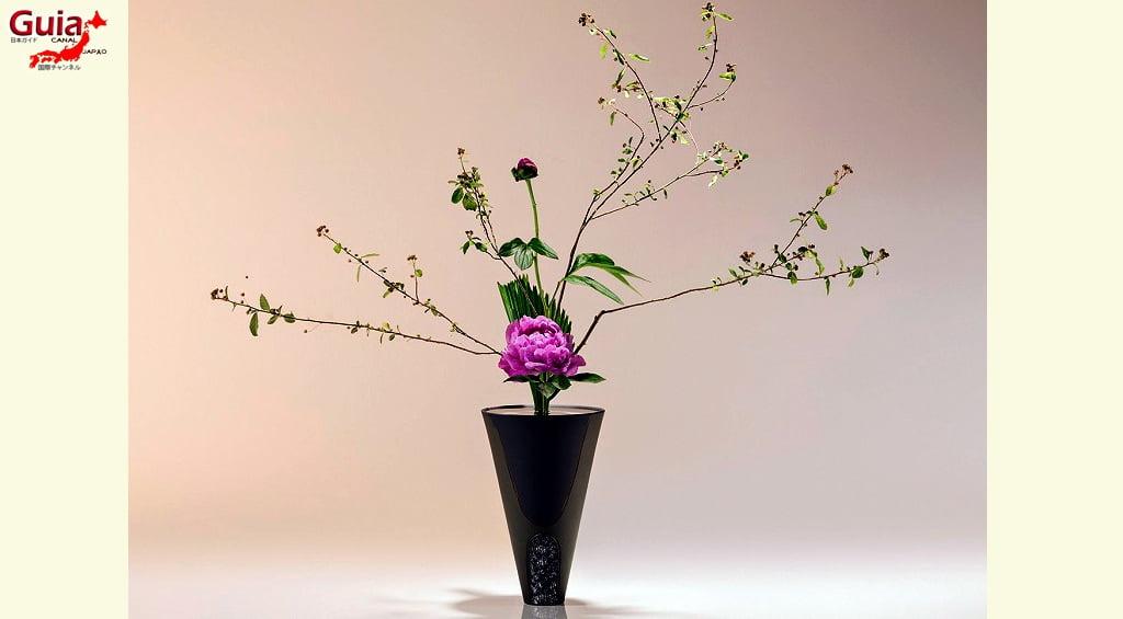 Ikebana - 24 Rangkaian Bunga