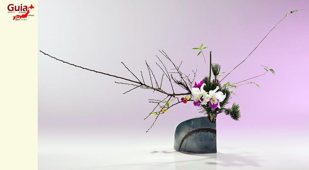 Ikebana - 27 Rangkaian Bunga