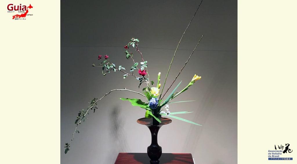 Ikebana - 25 Rangkaian Bunga