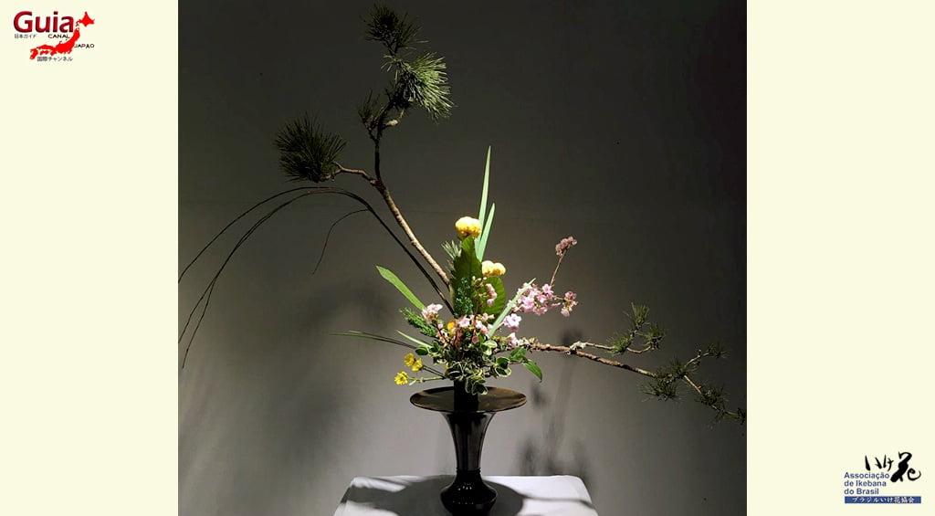Ikebana - 14 Rangkaian Bunga