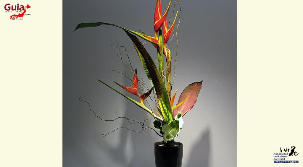 Ikebana - 15 Rangkaian Bunga