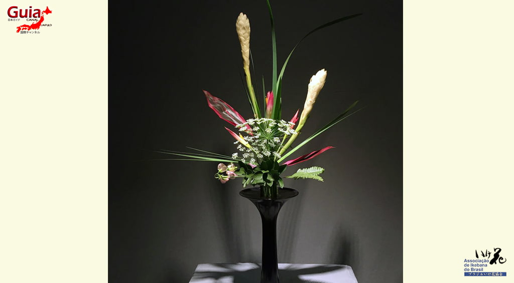Ikebana - 17 Rangkaian Bunga