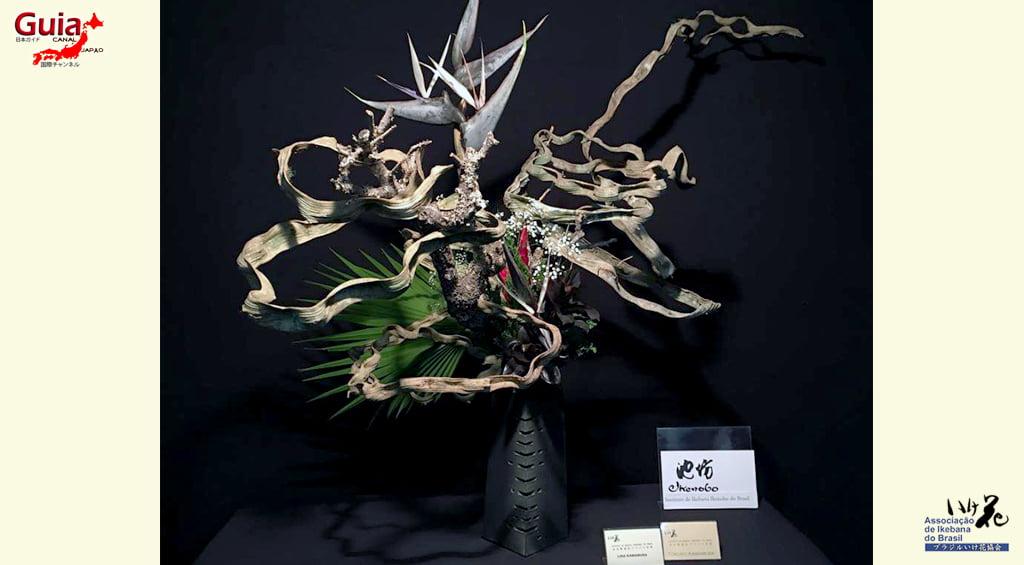Ikebana - 18 Rangkaian Bunga