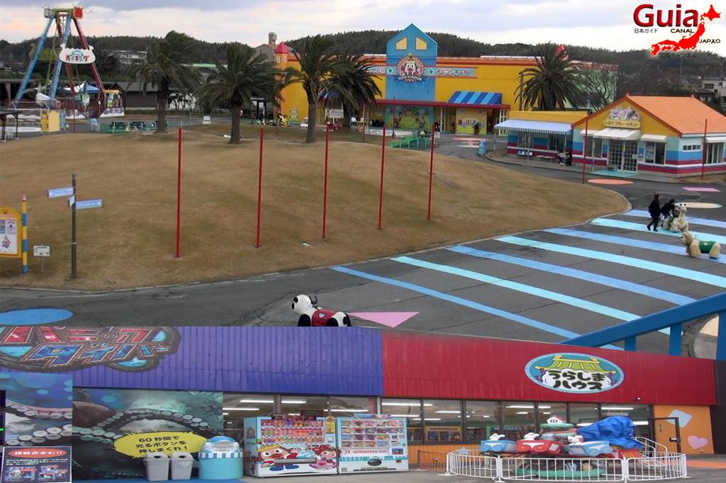 Aquário Minami Chita Beach Land / Parque de Diversão Toy Kingdom 30