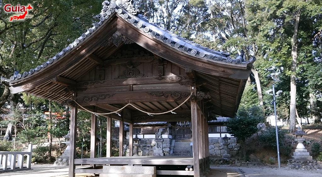 Visitar o santuário antes e depois de se mudar de residência 1