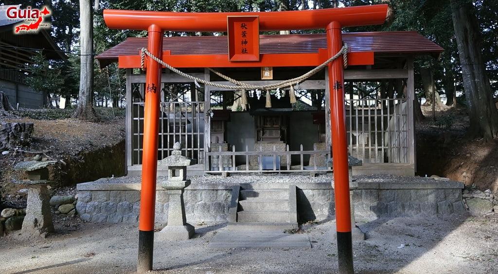 移居3前后参观神社