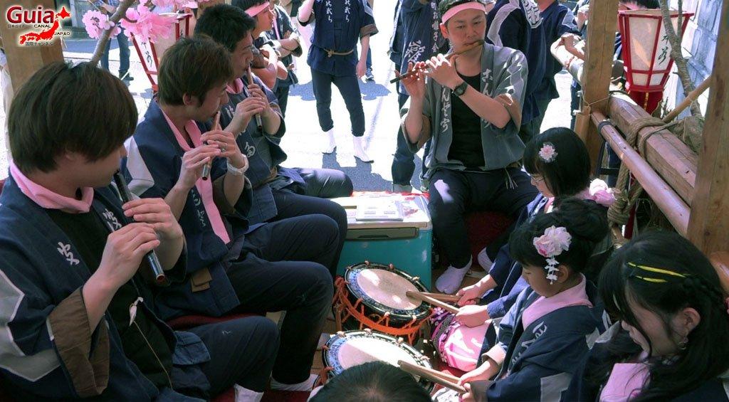 Asuke Spring Festival - Shigenori 7 Festival