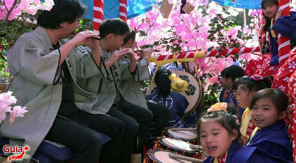 Asuke Spring Festival - Shigenori 8 Festival