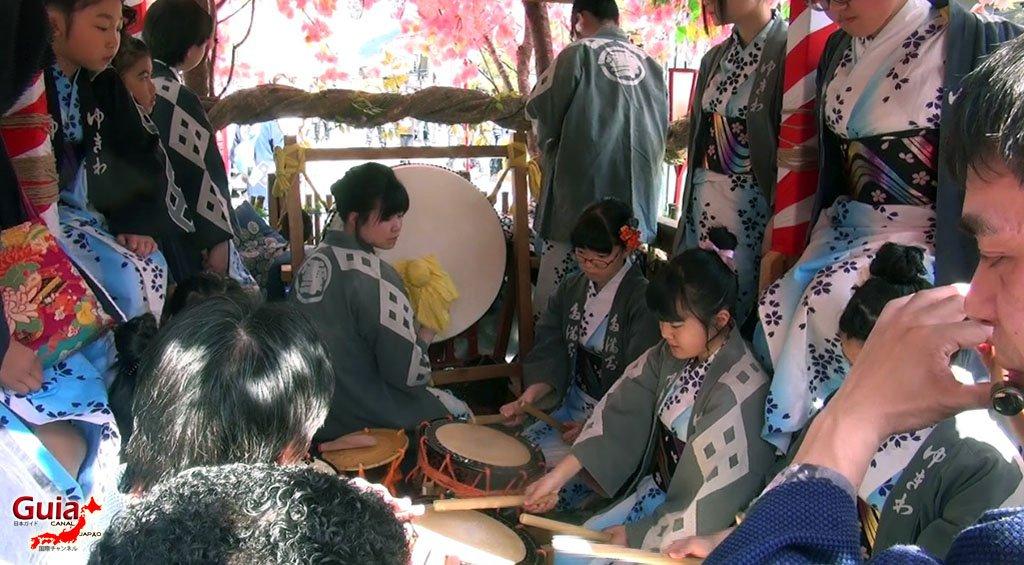 Asuke Spring Festival - Shigenori 9 Festival