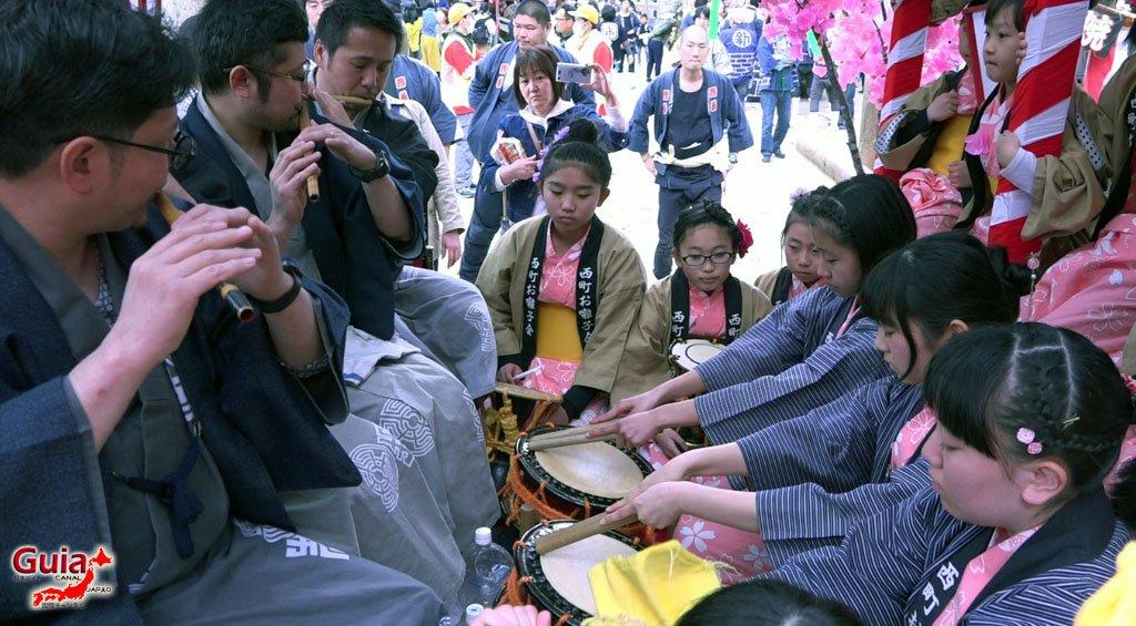 Asuke Spring Festival - Shigenori 10 Festival