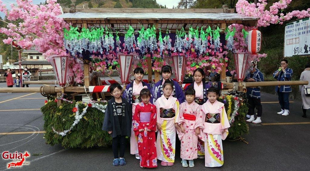 Asuke Spring Festival - Shigenori 4 Festival