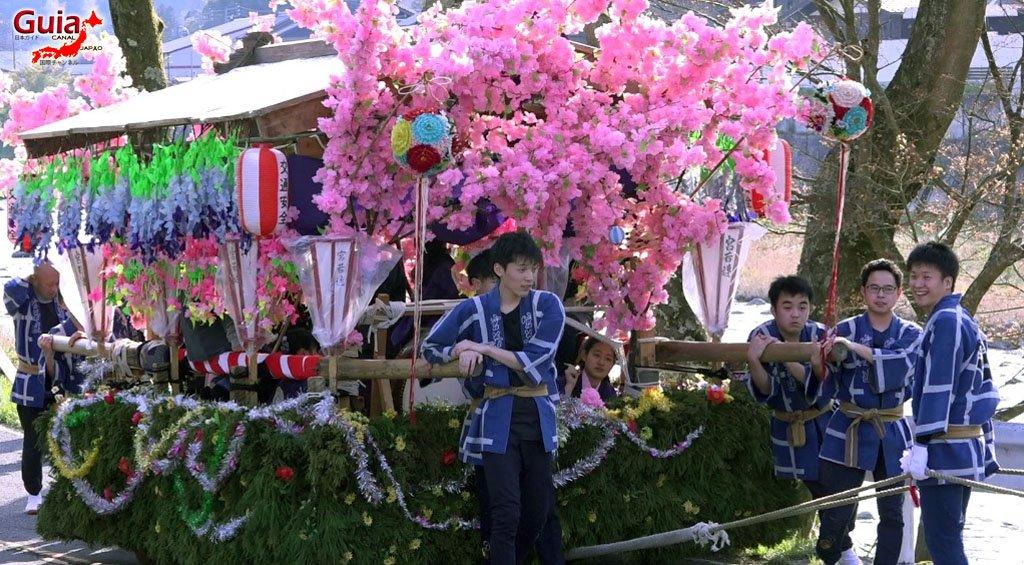 Asuke Spring Festival - Shigenori 17 Festival