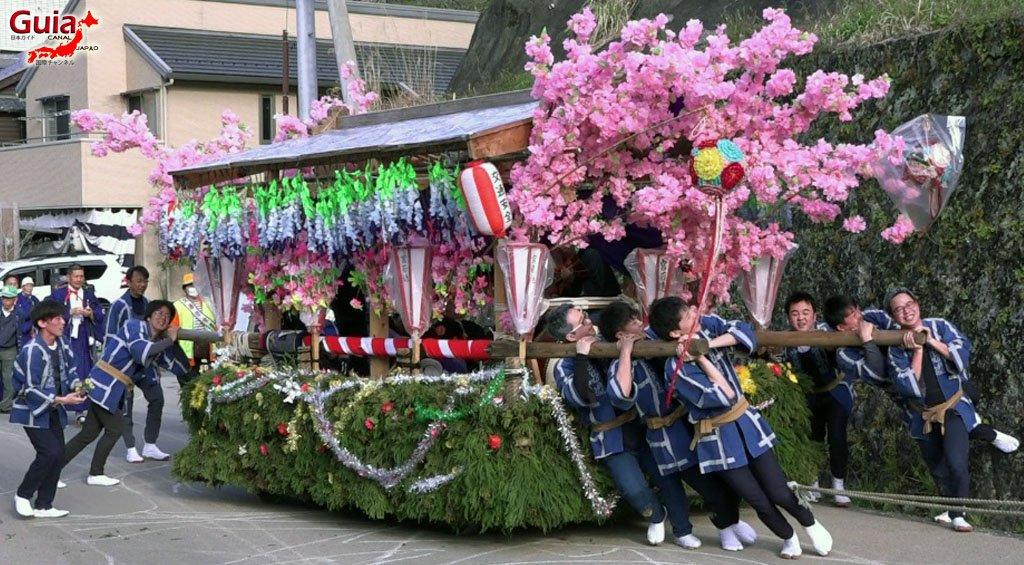 Asuke Spring Festival - Shigenori 18 Festival