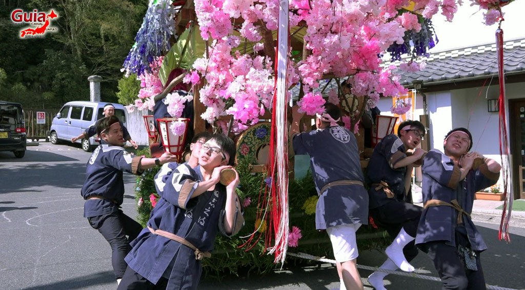 Asuke Spring Festival - Shigenori 19 Festival