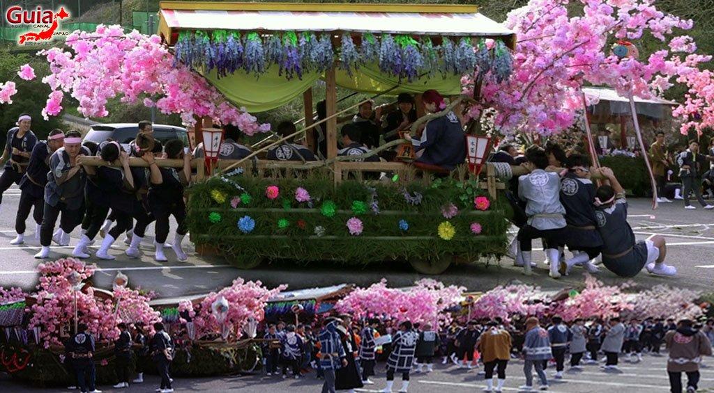 Asuke Spring Festival - Shigenori 25 Festival