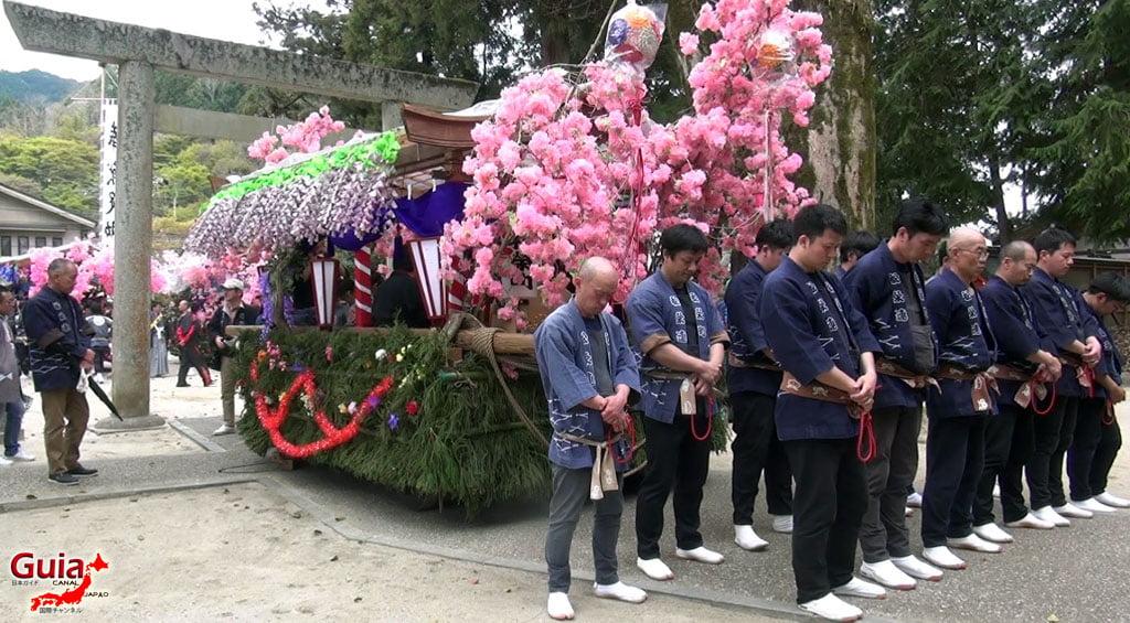 Asuke Spring Festival - Shigenori 36 Festival