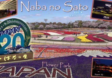 Nabana no Sato – Flower Park