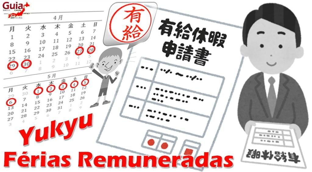 Yukyu - Férias Remuneradas 1