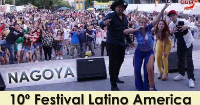 10º Festival Latino America, Nagoya 2019