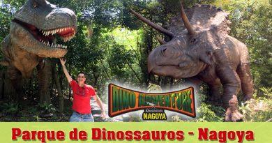 Dino Pakikipagsapalaran - Nagoya Dinosaur Park 52